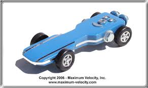 Pinewood Derby Cars Designs Car Plans 5 Download