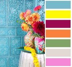 Bohemian colors