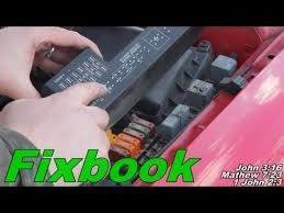 under hood relay replacement under hood relay replacement