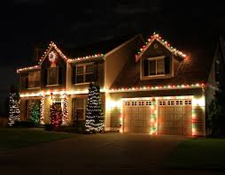 White Or Colored Christmas Lights On House Red White Green Christmas Lights Christmas Christmas