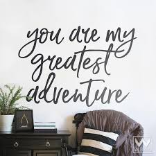 Wall Decal Quotes Awesome Wall Quotes Vinyl Wall Decals Wallternatives