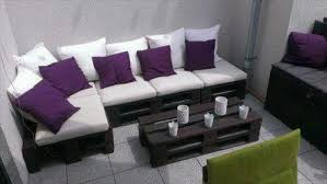 couches made from pallets.  From Beautiful DIY Pallet Couch Throughout Couches Made From Pallets E