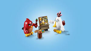 75823 Bird Island Egg Heist - Products – LEGO® The Angry Birds Movie – LEGO.com  | Angry birds star wars, Angry birds movie, Bird island