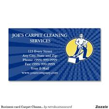 Carpet Cleaning Business Cards Designs Business Card Carpet Cleaner Vacuum Cleaning Machi Zazzle