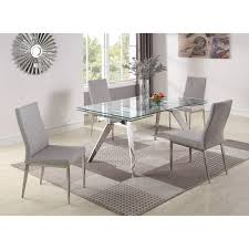Image Lacoon Somette Joana 5piece Dining Set With Desiree Chairs Overstock Shop Somette Joana 5piece Dining Set With Desiree Chairs Free