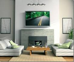 fireplace mantels with tv above decorating ideas