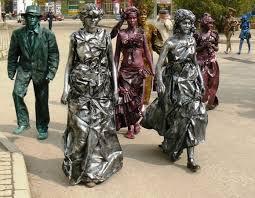 living statues australia bodyartist bodypainter eva rinaldi human statue bodyart located in sydney