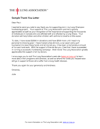 Thank You For Your Support Letter Thank You For Your Support Letter Supporting Personal Format 7