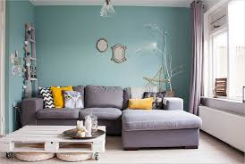 teal walls grey furniture. (image source: hudson\u0027s furniture) light-blue-wall-3 teal walls grey furniture o