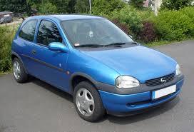 Opel Corsa - Wikipedia