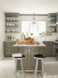painted gray kitchen cabinetsAwesome Best Green Paint For Kitchen Cabinets 110 Best Cream Paint