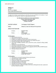 Examples Of Effective Resumes effective resume examples dzeotk 56