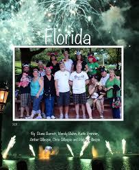 Florida by Diane Barrett, Wendy Bluhm, Katie Brenner, Amber Gillespie,  Chris Gillespie and Harley Gillespie   Blurb Books UK