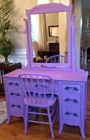purple furniture. purple painted vanity lavender furniture