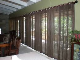 Brilliant Modern Curtains For Sliding Glass Doors Window Treatments To Design Inspiration