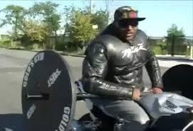 Motorcycle Wheelie Bench Press U2022 Bodybuilding WizardBench Press Wheelie