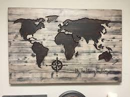 Small Picture Best 25 Map wall decor ideas on Pinterest Travel decorations