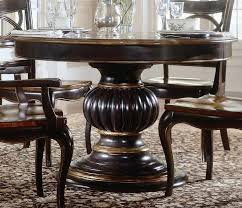 awesome 42 round pedestal dining table with leaf and inch of