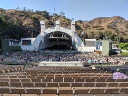 Hollywood Bowl Seating Chart Super Seats Hollywood Bowl Section G1 Rateyourseats Com