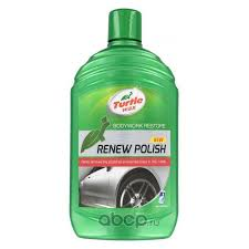 Turtle Wax FG7634 <b>Полироль кузова turtle</b> wax renew polish ...