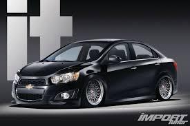2014 Chevy Sonic - Import Tuner Magazine