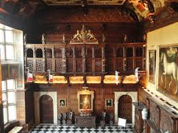 Jacobean Interior Hatfield House Beautiful Places  Spaces - Manor house interiors