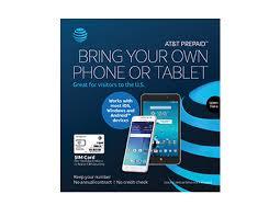 at t prepaid sim card kit phone