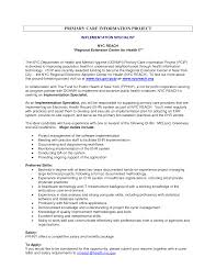 sample resume project management resume sles of health - Health Information  Management Resume