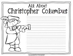 Christopher Columbus For Kids Worksheets Worksheets for all ...