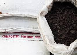 what is the difference between potting