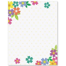 Flower Border Designs For Paper Free Paper Border Designs For Projects Download Free Clip Art Free