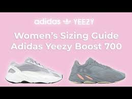 Yeezy Womens Size Chart Womens Sizing Guide Adidas Yeezy Boost 700 What Size