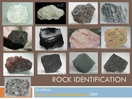 Geology Rock Identification Chart Ppt Rock Identification Powerpoint Presentation Free