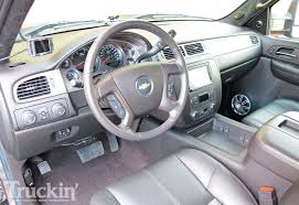 2009 Chevy Silverado 3500 HD - 24 Inch Rims - Truckin' Magazine