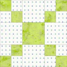 Single Irish Chain Quilt Patterns and Blocks & Single Irish Chain - Simple Cross Adamdwight.com