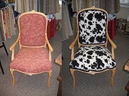 Before and After. UpholsteryFurniture Reupholstery
