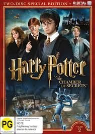 harry potter year 2 the chamber of secrets special edition on dvd