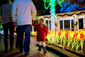 Oglebay Lights Radio Station Gardens Of Light And Nativity Display At Oglebay Resort