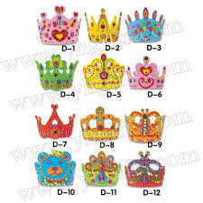 Harley Davidson Party Decorations Compare Prices On Princess Crown Kits Online Shopping Buy Low