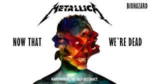 <b>Metallica</b> - <b>Hardwired... to</b> Self-Destruct (FULL HD) - YouTube
