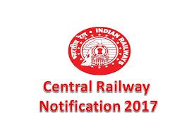 Image result for Central Railway Recruitment 2018 - 150 Junior Clerk-cum-Typist