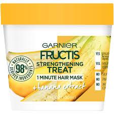 garnier fructis strengthening hair