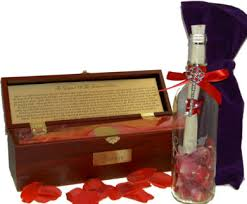 letter in a bottle treasured rose message in a bottle gift love message in a bottle