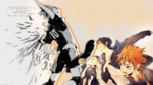 Youtube love romance star, haikyuu, love, angle, white png. Anime Haikyuu Wallpaper Hd Anime Wallpapers
