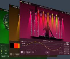 Sharpy Dmx Chart Lightkey Professional Dmx Lighting Control Mac Style