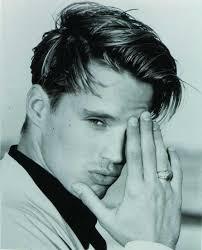 Paul Lekakis Model Singer Brookyln New York 1991 Photo Blair
