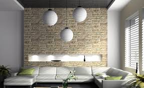 Interior Brick Wall Installation DIY  Installing natural white brick wall  in living room