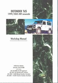defender including 90, 110, 127 &130 page 1 2003 Dodge Durango Steering Linkage Diagram workshop manual for defender td5