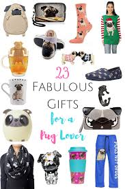 23 fabulous gifts for a pug lover 2