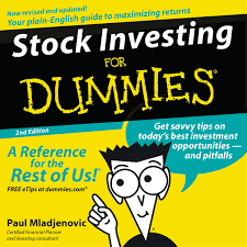Stock Investing for Dummies 2nd Ed. Audiobook by Paul Mladjenovic -  9780061287312